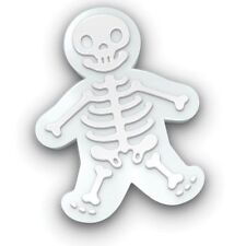 GINGERBREAD DEAD MEN Cookie Cutter Children Halloween Party Decoration Skeleton