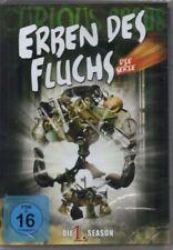 Erben des Fluchs - Staffel Season 1 + 2 + 3 - 17 DVD - Neu / OVP