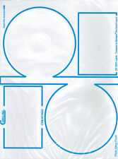 =GLOSSY FINISH= Compulabel 5-INCH CD Labels =STOMPER PRO= 200-Pak, #378022