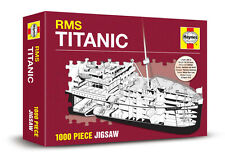 RMS TITANIC - HAYNES 1000 PIECE JIGSAW (New & sealed)