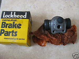 NEW REAR WHEEL BRAKE CYLINDER - FITS: OPEL KADETT - B MODEL (1965-73)