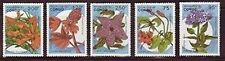 Congo 1016-20 Flowers Mint NH