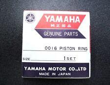 GENUINE YAMAHA PISTON RING SET YZ250 2X7-11601-00