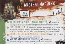 HorrorClix Nightmares - #058  Ancient Mariner