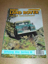 LAND ROVER OWNER INTERNATIONAL - SANDBLAST - July 1998