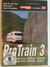 Pro Train 3 Geislinger Steige - Stuttgart - München