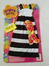 New Groovy Girls Doll Fashions Styled to the Maxi Outfit Clothes Set 2012