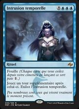 MTG Magic FRF - Temporal Trespass/Intrusion temporelle, French/VF