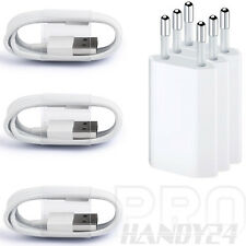 3x usb Câble de Charge Câble Chargeur Alimentation pour Original iPhone 4s 4