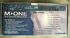 TC Electronic M-One Multi Dual Effects Processor MAN003 3013697 Chorus Delay etc