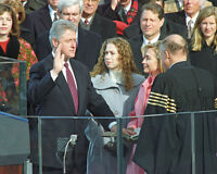 43rd US President GEORGE W BUSH Glossy 8x10 Photo 2005 Inauguration Poster Print
