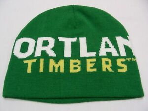 PORTLAND TIMBERS - MLS - SKIPPY PROMO YOUTH OR S/M SIZE STOCKING CAP BEANIE HAT