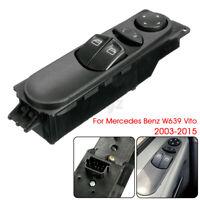 A6395450913 Pulsantiera Alzacristalli Interruttore Per Mercedes Benz Vito W639