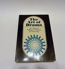 The Art of Drama - Dietrich, Carpenter, Kerrane (1969 Paperback)