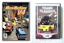 Micro Machines v4&Manhattan Chase- ATV Mudracer- Elite Hell Squad - Extreme rush