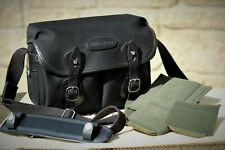 Billingham Hadley Small Camera Bag, black, with Billingham SP40 shoulder pad
