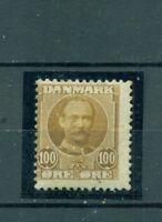 Dänemark, König, Nr. 59 Falz *