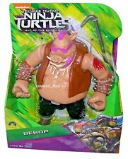 "TEENAGE MUTANT NINJA TURTLES OUT OF THE SHADOWS 11"" BEBOP LARGE DELUXE FIGURE"