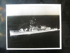 Vintage US Navy 8 x 10 Press Photo USS Bridget DE-1024 1965 Long Beach 723