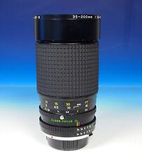 Tokina AT-X 35-200mm/3.5-4.5 lens objectif lente para Minolta MD - (200421)