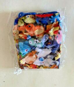 Japanese Pokemon Center - Dice Storage Pouch Collection - Pokemon Fit Design