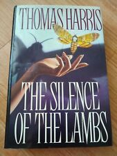 1st Edition Printing - The Silence of the Lambs - Thomas Harris 1988 Hardcover