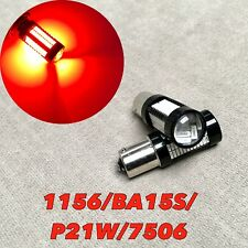 Back up Reverse light 1156 BA15S 7506 3497 P21W 2396 108 SMD LED Bulb RED W1 J