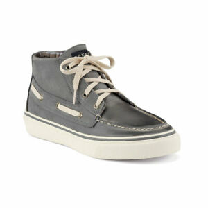 Sperry Bahama Chukka Suede Shoes Mens Mid Top Casual Boots Trainers 0561449