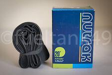 """2 x Nutrak 20"""" x 1.75-2.2 inch Schrader Valve Inner Tub"""