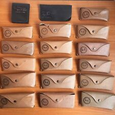 fodero occhiali da sole bausch&lomb RAY BAN box case sunglasses custodia b&l usa