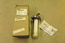 "Ravensberger RWT Water Filter Clear See Through 9100682 31153791 1"" NPT New"