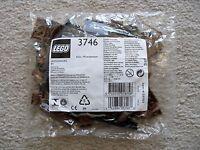 LEGO - My Own Train - Rare - 3746 Locomotive Brown Bricks - New & Sealed