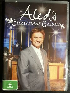 ALED'S CHRISTMAS CAROLS DVD Region 4
