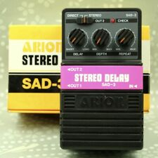 ARION SAD-3 STEREO DELAY With original box guitar effect pedal F/S (SL136980)