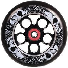 Madd Gear MGP Aero Ninja 110mm Scooter Wheel Including Bearings, Black