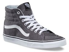 efe58de0d5 VANS OTW SK8-HI (MICRO HERRINGBONE) BLACK WHITE SKATE SHOES SZ 11.5 MENS