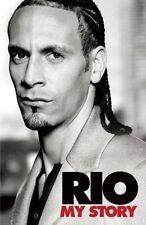 Rio: My Story,Rio Ferdinand- 9780755316151