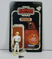 Vintage Star Wars Kenner 1981 Empire Cloud Car Pilot w/Original Card Back