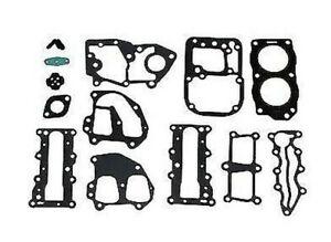 0391507 Powerhead Gasket Set 9.9 15 HP '84-'92 Johnson Evinrude Outboard 388193