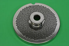 "#56 x 1/8"" holes Stainless Meat Grinder disc plate for Hobart 4056 Biro Berkel"