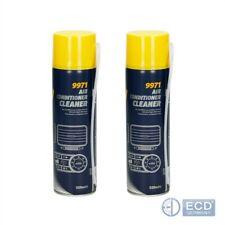 2x 520ml Mannol 9971 Air Conditioner Cleaner Klimareiniger Hygiene