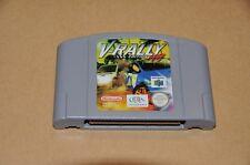 N64 Nintendo 64 Spiel Modul - V-Rally Edition 99 - Autorennen Sport