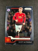 2019-20 Panini Prizm Premier League Soccer Scott McTominay Manchester United #61