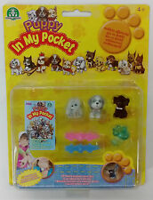 MEG 2005-2007 PUPPY IN MY POCKET EUROPEAN BRAND NEW MOC MOSC #2