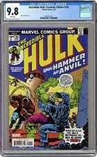 Incredible Hulk Facsimile Edition #182 CGC 9.8 2020 3807122022