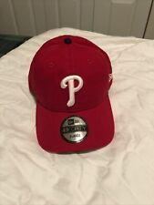 Philadelphia Phillies New Era Red 49Forty Fitted Franchise Hat