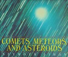 Comets, Meteors, and Asteroids Simon, Seymour Hardcover