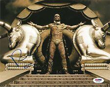 "RODRIGO SANTORO as XERXES SIGNED 8x10 PHOTO PSA/DNA ""300"", WESTWORLD"