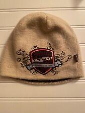 CCM Hockey Reversable Beanie Hat