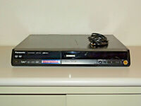 Panasonic DMR-EH52 DVD-Recorder / 80GB HDD, Schwarz, 2 Jahre Garantie